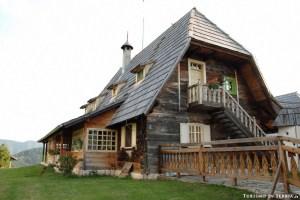 08 - Zlatibor e dintorni - Casa Madre a Drvengrad