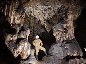 cueva de ardales doña trinidad ground