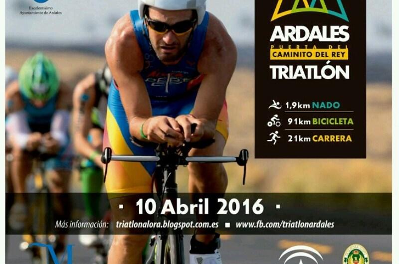 Triatlon Media Distancia Ardales Puerta Del Caminito Del Rey