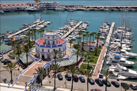 puerto deportivo costa del sol