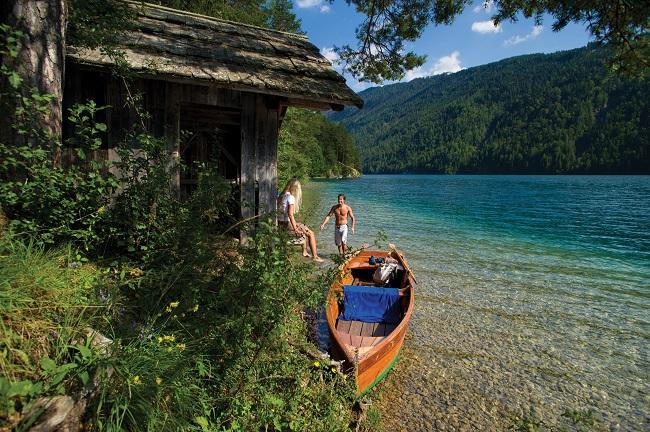 Una Voglia di vacanze al lago  una vacanza in Carinzia  TI  Turismo Itinerante