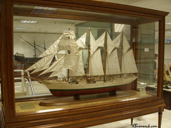 El Museo Naval  Turismo Madrid