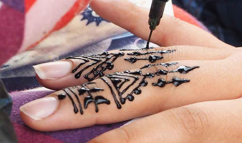 Tatuajes De Henna Así Son Turismo Marruecosnet
