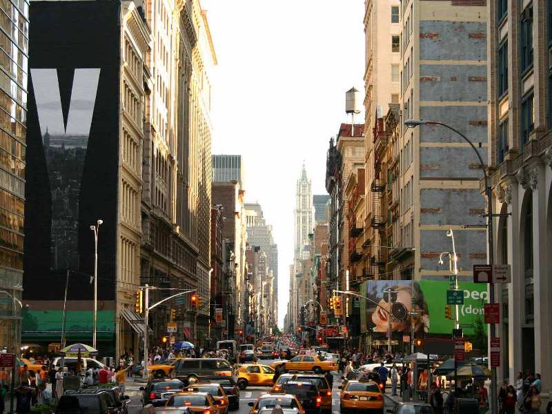 Quinta Avenida  Turismo Nueva York