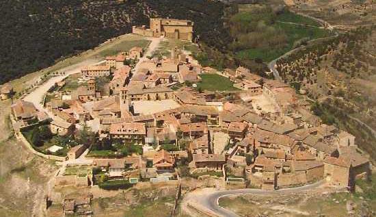 Ruta de los Pueblos Serranos - Segovia 3