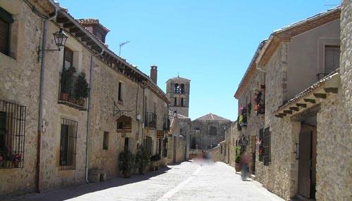 Ruta de los Pueblos Serranos - Segovia 4