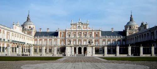 El Palacio Real de Aranjuez 2