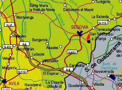 La Granja de San Ildefonso 1
