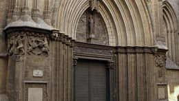 Catedral Gotica de Barcelona 9