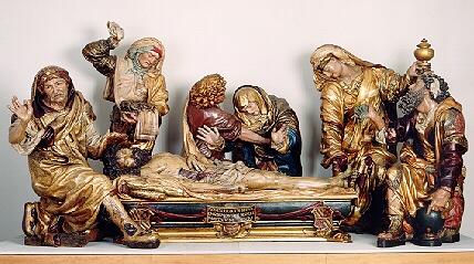 Museo Nacional de Escultura de Valladolid 5