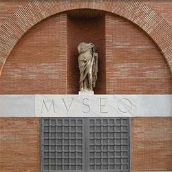 Museo de Arte Romano de Merida 1