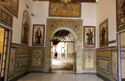 Entrada Museo Bellas Artes Sevilla
