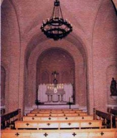 capilla castillo de la mota