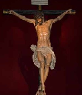 cristo de los calices