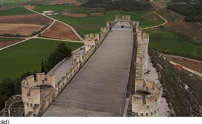 Castillo de Peñafiel 4