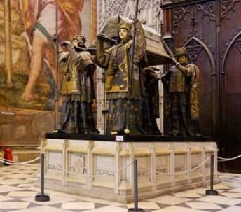 tumba cristobal colon