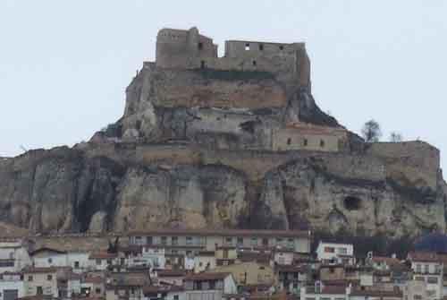 Castillo de Morella o de la Mola
