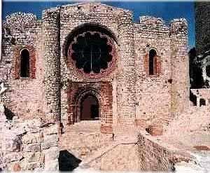 Castillo y Convento de Calatrava la Nueva