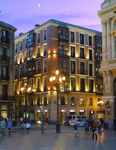 Petit-Palace-Arana--Bilbao