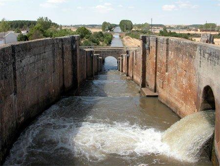 El Canal de Castilla 3
