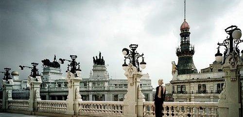Fernando Manso y su muestra Madrid 3