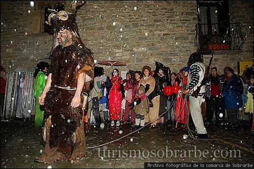 Celebraciones de febrero en Aragón 1