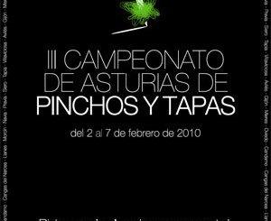 III Campeonato de Pinchos y Tapas de Asturias