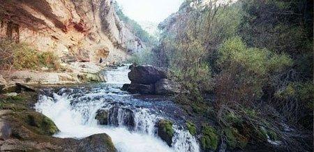 Nacimiento del río Pitarque 2