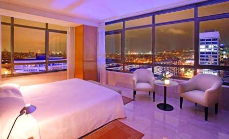 Hotel Torre Catalunya ofrece una luna de miel romantica en Barcelona