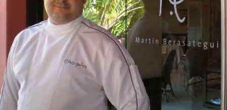 El restaurante M.B. del Abama Golf & Spa Resort estrena chef