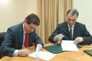 """Iberia patrocinador del """"Xacobeo 2010"""""""