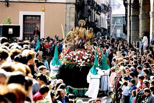 Semana Santa en Avilés 1
