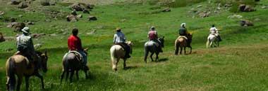 A caballo por Madrid