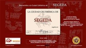 El yacimiento de Segeda abre sus puertas 1