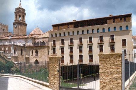 El Palacio de la Iglesuela del Cid, una Hospedería que nos traslada al S. XVIII 4