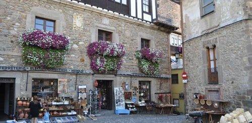 Potes ciudad medieval