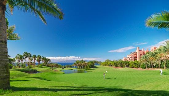 Minivacaciones en diciembre en Abama Golf & Spa Resort