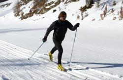 Esquí de fondo en Aragón