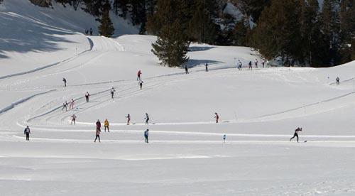 Esquí de fondo en Aragón 3