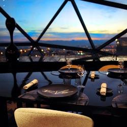 San Valentín romántico en el Hotel Hesperia Tower