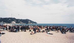 Marcha de las Ermitas de LLoret del Mar