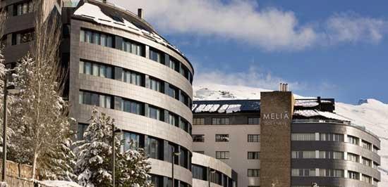 Meliá Sierra Nevada inaugura el Yhi Wellness 2