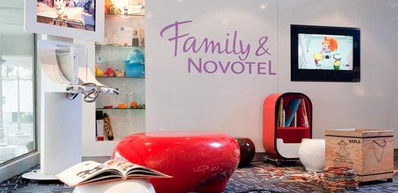 Novotel ya piensa en las próximas vacaciones en familia 2