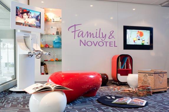 Novotel ya piensa en las próximas vacaciones en familia