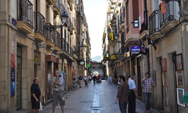 De pinchos por San Sebastián 4