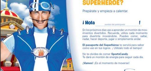 Sol Hoteles lanza el pasaporte Lazy Town para que padres e hijos disfruten mas de sus vacaciones