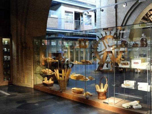 El Museo del Pan de Valladolid en agosto 2