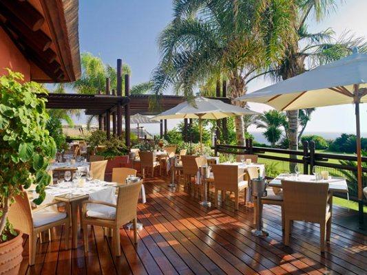 El restaurante El Mirador de Abama Golf & Spa Resort, novedades