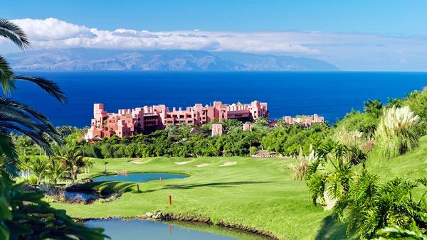 Propuesta de Abama Golf & Spa Resort para Navidad 2