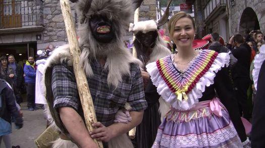 trangas carnaval bielsa
